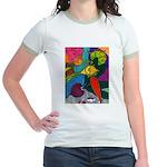 Vegetable Paradise Jr. Ringer T-Shirt