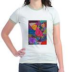 Lines Jr. Ringer T-Shirt
