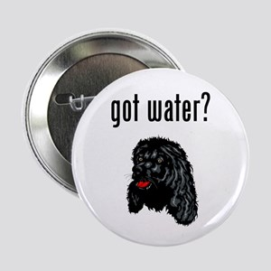 "Water Spaniel 2.25"" Button"