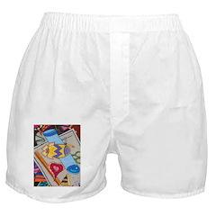 Desk Top Boxer Shorts