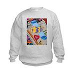 Desk Top Kids Sweatshirt