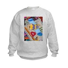 Desk Top Sweatshirt