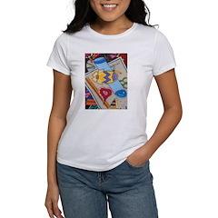 Desk Top Women's T-Shirt
