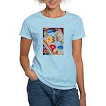 Desk Top Women's Light T-Shirt