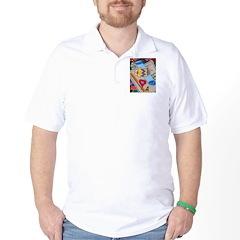 Desk Top Golf Shirt