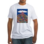 Top Of the World Fitted T-Shirt