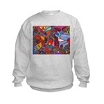 Cut Drop House Kids Sweatshirt