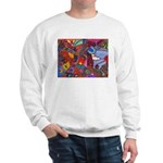 Cut Drop House Sweatshirt