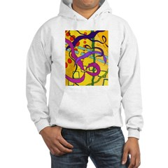 Flying Ribbons Hoodie