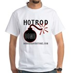 HOT ROD BOMB White T-Shirt