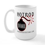 HOT ROD BOMB Large Mug