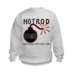 HOT ROD BOMB Kids Sweatshirt