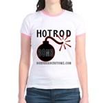 HOT ROD BOMB Jr. Ringer T-Shirt