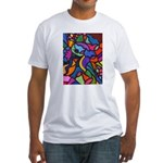Masquerade Fitted T-Shirt