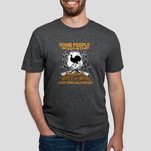Their Favorite Turkey Hunting T Shirt T-Shirt