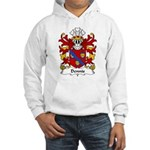 Dennis Family Crest Hooded Sweatshirt