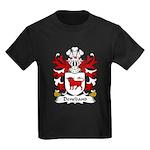 Deneband Family Crest Kids Dark T-Shirt