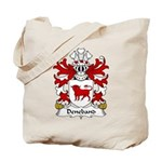 Deneband Family Crest Tote Bag