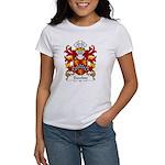 Dawkin Family Crest Women's T-Shirt