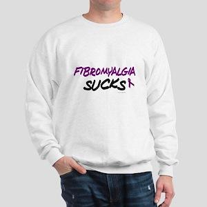 Fibromyalgia Sucks Sweatshirt