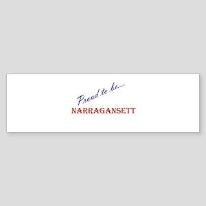 Narragansett Bumper Sticker