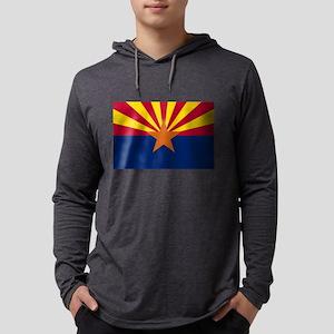 ARIZONA STATE FLAG Long Sleeve T-Shirt