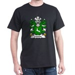 Coetmor Family Crest Dark T-Shirt
