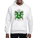 Coetmor Family Crest Hooded Sweatshirt