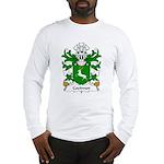 Coetmor Family Crest Long Sleeve T-Shirt