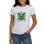 Coetmor Family Crest Women's T-Shirt