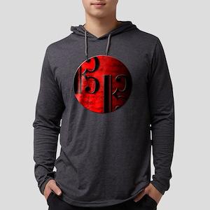 AltoClefRedCircle Long Sleeve T-Shirt