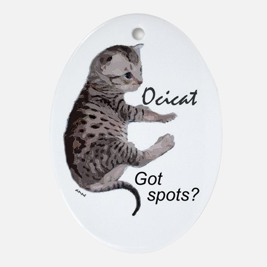 Got Spots? Ornament