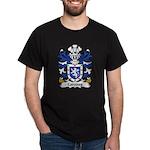 Caradog Family Crest Dark T-Shirt