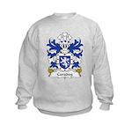 Caradog Family Crest Kids Sweatshirt