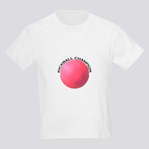 Kickball Champion Kids Light T-Shirt