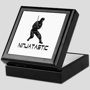 Ninjatastic Keepsake Box