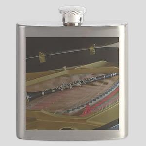 ClarinetinPiano Flask