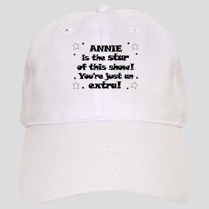 Annie is the Star Cap