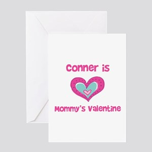 Conner is Mommy's Valentine Greeting Card