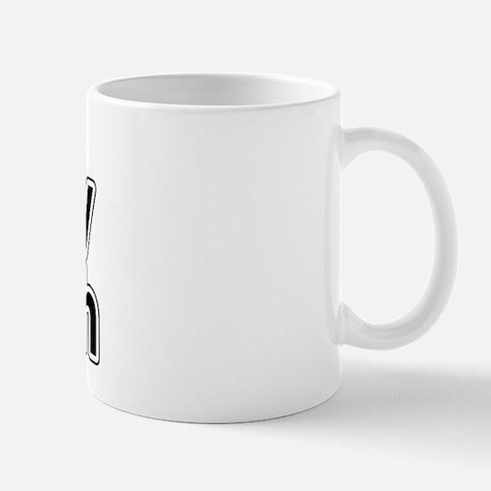 Love Church Mug