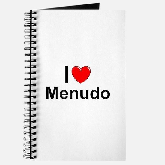 Menudo Journal