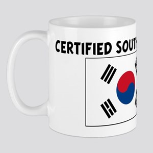 CERTIFIED SOUTH KOREAN Mug