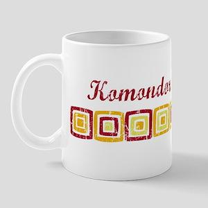 Komondor (vintage colors) Mug