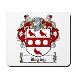 Begley Family Crest Mousepad