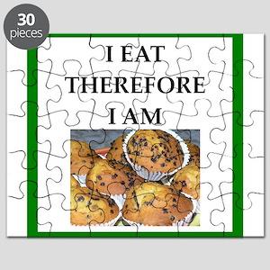 Funny breakfast joke Puzzle