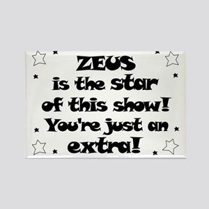 Zeus is the Star Rectangle Magnet