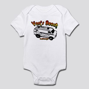 Van's Beach Vintage T's Infant Bodysuit