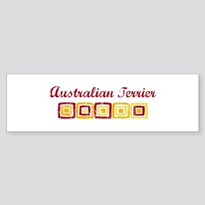 Australian Terrier (vintage c Bumper Sticker