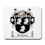 Blayney Family Crest Mousepad