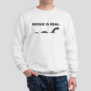 Nessie is Real Sweatshirt